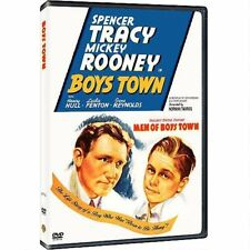 BOYS TOWN and MEN OF BOYS TOWN. Spencer Tracy. UK compatible. New DVD.