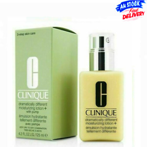 125ml Face Skin Moisturizing Lotion Dramatically Clinique With Pump Different