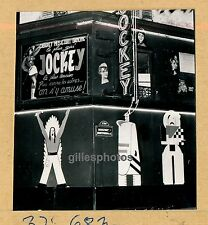 PARIS c. 1950-60 - Cabaret JOCKEY Music-Hall Boulevard Montparnasse - 25