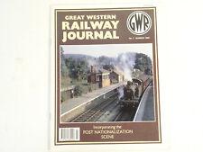 GREAT WESTERN RAILWAY JOURNAL NO 7 SUMMER 1993 (LOOK)