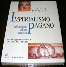 IMPERIALISMO PAGANO (NUOVO) - Julius Evola - Edizioni Mediterranee