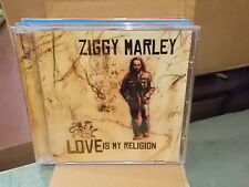 "ZIGGY MARLEY "" LOVE IS MY RELIGION "" CD 2006"