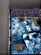 LadyDeath cromium series 3  card set