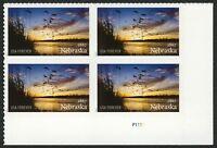#5179 Nebraska Statehood, Plate Block [LR], Mint **ANY 4=FREE SHIPPING**