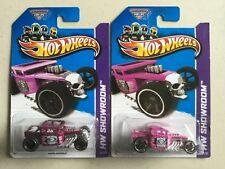 Hot Wheels Super Treasure Hunt Bone Shaker 2013 & Mainline