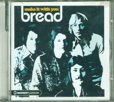 Bread - Make It With You The Platinum Collection Cd Ottimo Spedito in 48 Ore