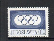 YUGOSLAVIA MNH 1976 SG1746 OBLIGATORY TAX - OLYMPIC GAMES FUND