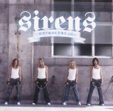 SIRENS (UK GIRL BAND) - CONTROL FREAKS [PA] NEW CD