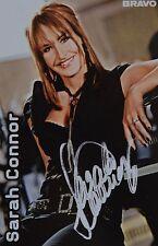 SARAH CONNOR - Autogrammkarte - Autogramm Fan Sammlung Clippings
