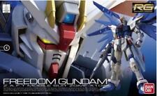 Gundam 1/144 RG #05 Gundam Seed ZGMF-X10A Freedom Gundam Model Kit IN STOCK USA