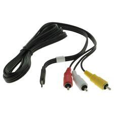AV Kabel für Sony Handycam HDR-CX320E / HDR-CX410VE / HDR-CX720V VMC-15MR2