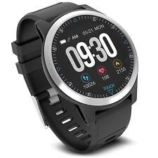 Smartwatch Watch ECG Bloeddrukmeter Pulse ECG + PPG Bluetooth Promedix PR-510
