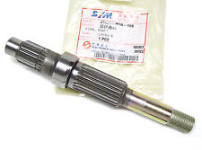 NEW! Genuine Sym Output Shaft HD125 & 200CCM Bis 25.07.20 OE 23431-hha-000