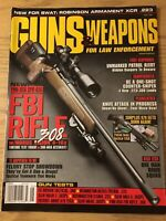 Guns And Weapons  For Law Enforcement May 2005, FBI Rifle .308