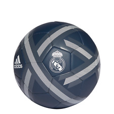 Adidas Men Soccer Real Madrid Football Ball Size 5 Training Game Cw4157