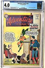 Adventure Comics #260 CGC 4.0