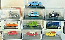 Oxford Diecast CARS AND Vans 1:76 00 Scale  SEE DROP DOWN (22)