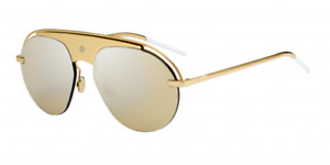 Dior Dio Revoluti2 J5G Gold Sunglasses