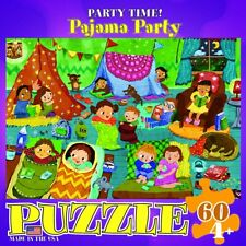 EuroGraphics Party Time Pajama Jigsaw Puzzle (60-Piece)