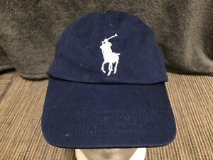 Polo Ralph Lauren One Size 4-7 Big Pony # 3 Adjustable Hat Cap