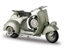 Roller Modell 1:18 Vespa Sport 6 Giorni 1952 grün von Maisto