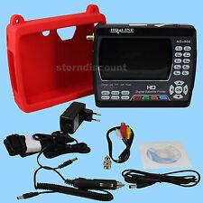 Sat Finder HD900 SATFINDER Messgerät Satelitten Finder 12v HDTV Kamera Anschluss