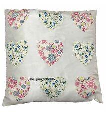 Luxury Style Heart Bunch Cushion Covers 43cm x 43cm