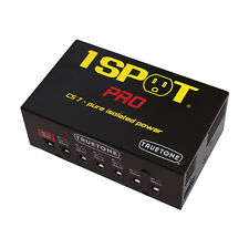 Truetone 1 Spot Pro CS7 Pedalboard Power Supply with 7 Outlets +Picks