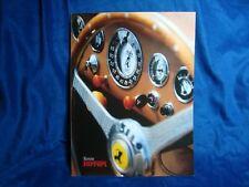 Original Genuine Rosso Ferrari Magazine Official Publication ca. 1999