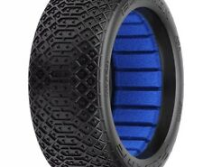 Pro-Line 9053-17 Electron MC Off-Road 1/8 Buggy Tires (2) Front/Rear Clay