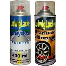 Peintures spray pour véhicule 400 mL