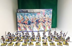 Warlord Games 28mm Black Powder HESSIAN REGIMENT well painted minis (x30)