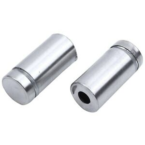 Standoff Screws Stainless Steel 12mm x 25mm Sign Stand Off Fixings UK SELLER