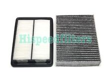 Engine And Carbonized Cabin Air Filter For Nissan Rogue 2014-2017 Fast Ship!