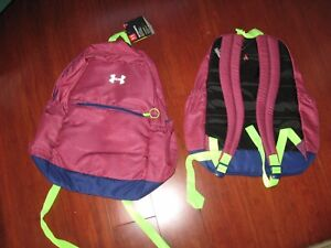 UNDER ARMOUR  STORM  Back Pack, All Colors, MSRP-$44.99-$69.99
