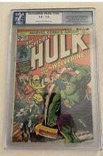 Incredible Hulk #181 - HOLY GRAIL! - 1ST APP. WOLVERINE