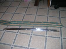 NOS  75 Chevelle  right drip molding    2 dr