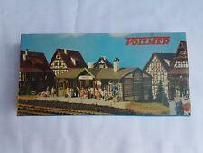 Vollmer H0 3509 Bahnhof Maxell OVP