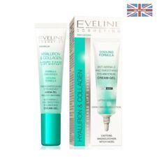 Eveline Hyaluron Collagen Anti Wrinkle Cream Eye Lift Puffy Eyes Dark Circles
