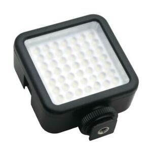 Panel Light Dslr Camera Wedding-Recording Battery Dimmable Rechargeable