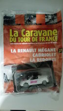 norev tour de france Renault megane cabriolet la redoute 27