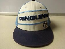 Vintage NHL Pittsburgh Penguins Adjustable Snapback Hat Adult OSFA by New Era