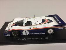 Porsche 956 #1 Gangant 24h LeMans 1982 Ickx Bell 1 43 Spark
