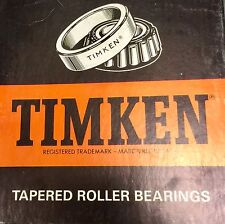Precision Tapered Roller Bearing Assembly, Warner Swasey Part # 8800-1185; NEW