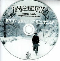 TOR-PEDERS Brev Fran Ederstorf 2014 UK 8-trk promo test CD Fruits De Mer
