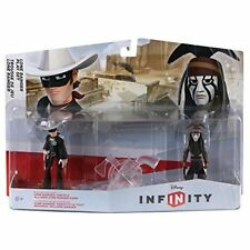 Disney Infinity Play Set Pack Lone Ranger Play Set Figure Good 2E