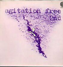 """AGITATION FREE """"2nd"""" ORIG GER 1973 KRAUTROCK MONSTER SWIRL M-/EX RARE"""