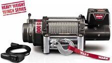 Warn 15,000 lb. Heavy Weight Series M15000 Heavy-Duty 12V Winch Roller Fairlead