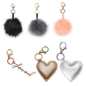Itzy Ritzy Diaper Bag Charms Charm Key 5 Variations Pouf, Mama Heart Charm