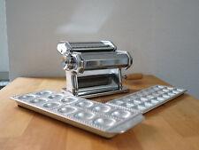 Imperia Nudelmaschine SP 150 mit Ravioliformen #gepflegt #made-in-Italy